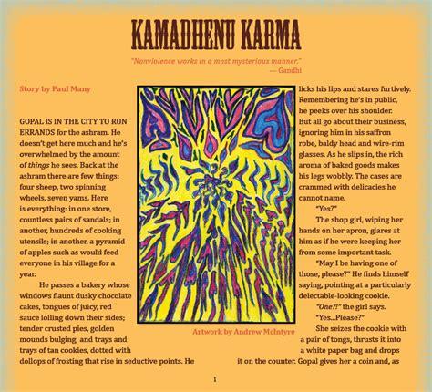 the storied of a j fikry a novel kamadhenu karma story by paul many artwork by andrew