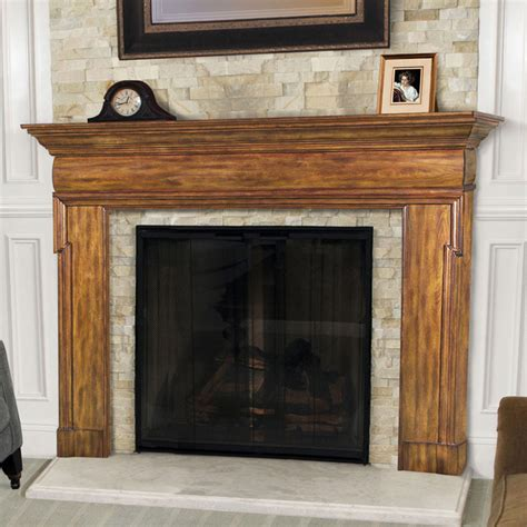 diy faux fireplace surround fireplace design ideas