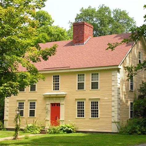 new colonial homes historical new england tours usa today