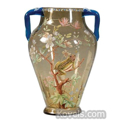 Bohemia Vase Price by Antique Glass Bohemian Glass Price Guide Antiques