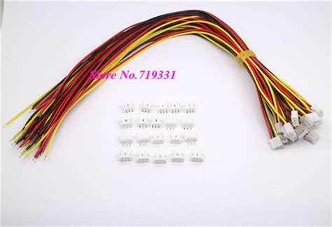 Kabel Micro Jst 6 Pin 1mm aliexpress buy mini 1 25 3 pin jst 1 25mm micro jst 3pin connector