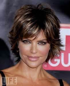 guide to rinna haircut picture of lisa rinna new short haircut sketch of lisa