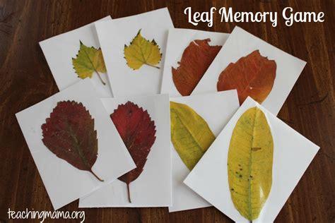 kindergarten activities with leaves 8 leaf activities for preschoolers teaching mama