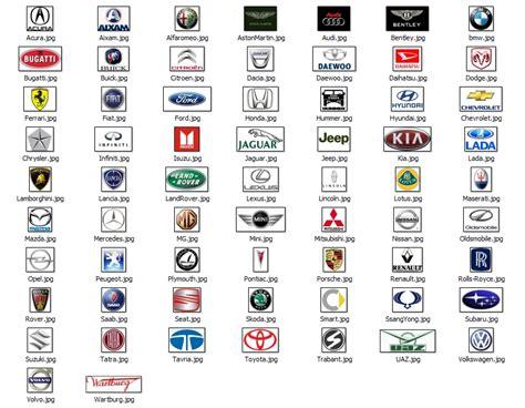 Car Names For Silver Cars by Logo Car Alhi
