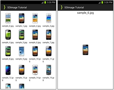 tutorial carding via android android display images from sd card tutorial androidbegin
