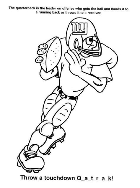 nfl giants coloring pages free coloring pages of nfl cardinals