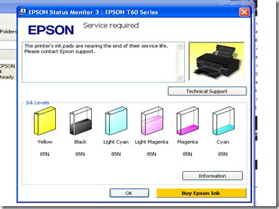 cara reset epson t13 t22e series epson stylus t13 printer resetter free download programtown