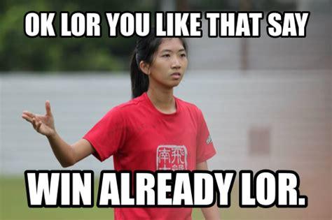 Singapore Meme - 20 slangs only a true blue singaporean will know