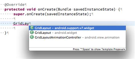 gridlayout java api android tips 34 android 2 1 から gridlayout を使う developers io