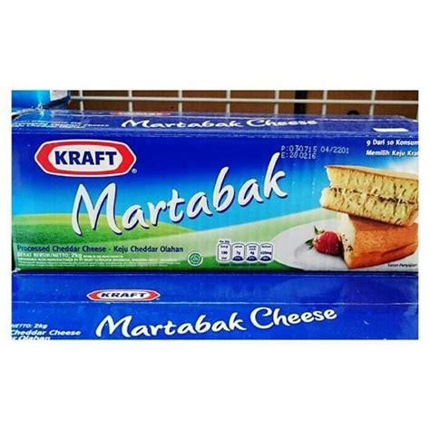 Keju Kraft Martabak 2kg msmartshop oktober 2016