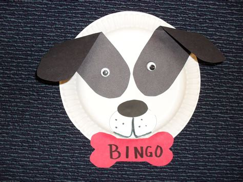 pet crafts for paper plate librarian vs storytime