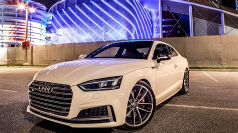 Audi S5 Test by 2018 Audi S5 Coupe Test Review Car And Driver Autos