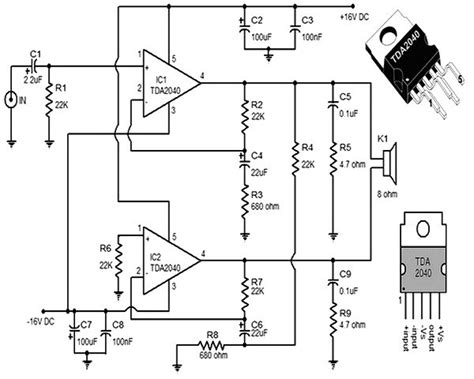300 Watt Lifier Circuit Diagram by 30 Watt Stereo Schematics Get Free Image About