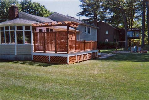 Pergola Privacy Screens Outdoor Goods Pergola Privacy Screens