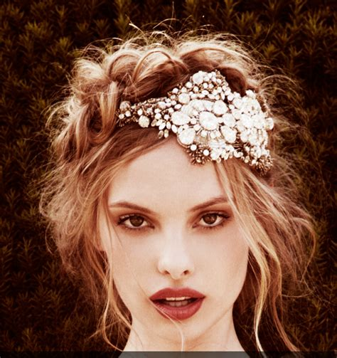 style guide diy ideas inspiration styling your day your way wedding hair trends
