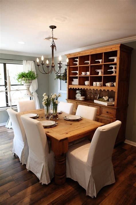 Joanna Gaines Dining Room Design Joanna Gaines House Tour On Design She Was