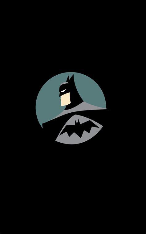 batman wallpaper portrait batman dc comics superhero minimalism portrait