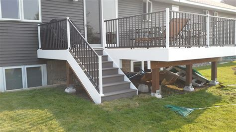 Patio Support Posts by Deck Support Posts Concrete Or Post Base Pro