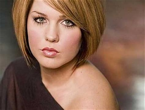 hairstyles for women in 30 round face 30 best short hairstyles for round faces short