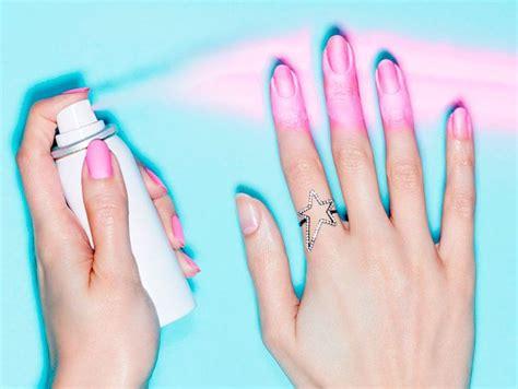 imagenes para pintar las uñas spray para pintar las u 241 as actitudfem