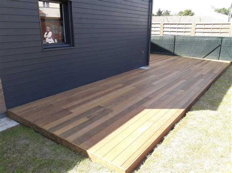 terrasse en bois pornic terrasse en bois sbm lames de terrasse bois 44