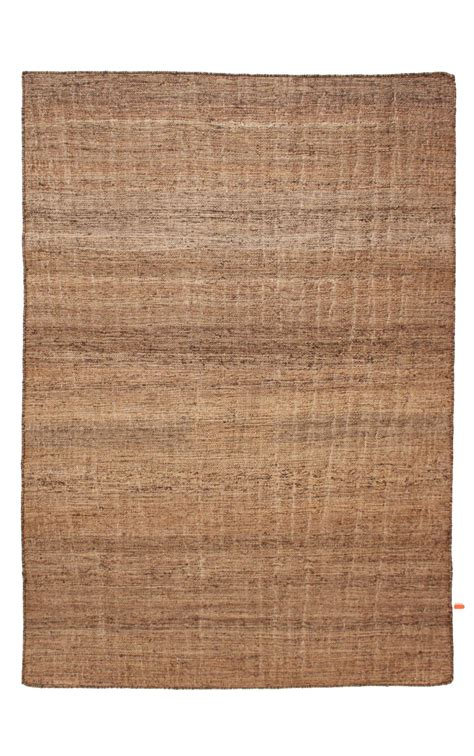 brown and rug buy integro 1211 brown jute rug from rugspot