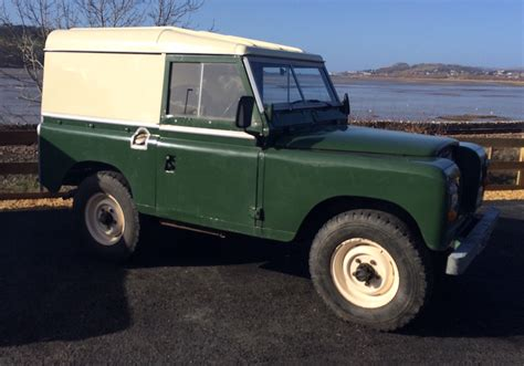 land rover series 1 hardtop land rover series 3 88 quot hardtop taw 358y williams classics