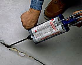 epoxy concrete repair guide and video on how to repair