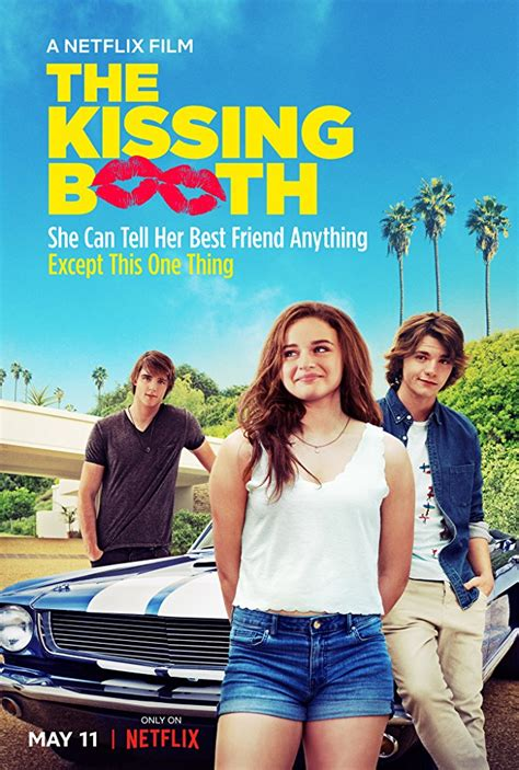 biography movies on netflix official trailer the kissing booth coming to netflix