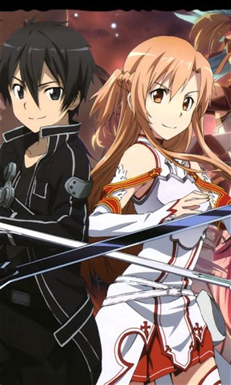 anime wallpaper for android sword art online download sword art online livewallpaper for android by