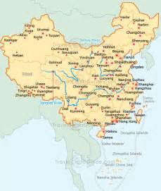Map Of China Cities by China Map With Major Cities Beijing China Pinterest