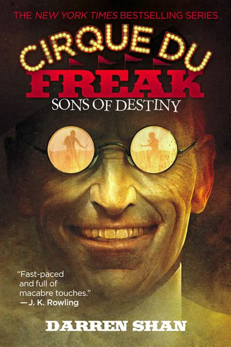 sons books series snarks and stand alones cirque du freak sons of
