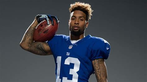 odell beckham jr net worth house car salary fianc 233 e