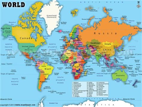 interactive world map with country names world map with countries labeled maps