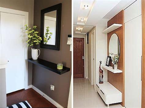 como decorar hall de entrada do apartamento 17 melhores ideias sobre halls de entrada pequenos no