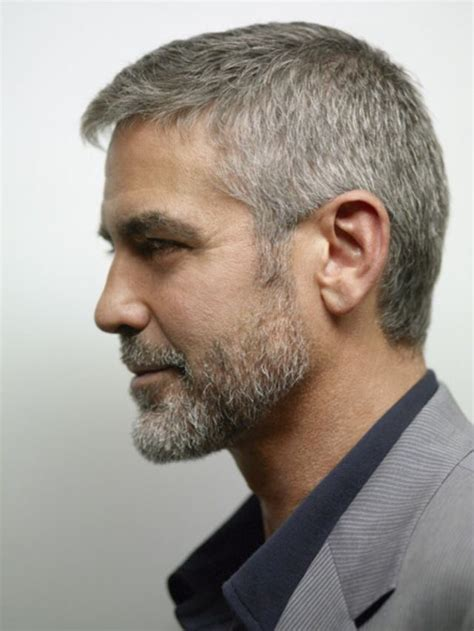 receding hairline plus gray hair receding hairline plus gray hair hairstyles for thinning