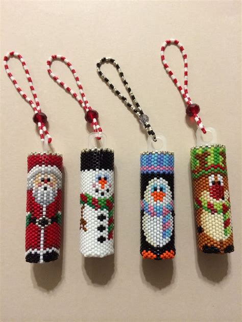 beaded christmas decorations free patterns 2165 best images about beaded banners and patterns on