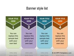 Powerpoint List Templates by Powerpoint List Templates