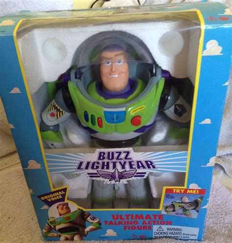 buzz lightyear infinity edition original 1st edition story buzz lightyear unopened