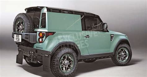 New Land Rover Defender Plans Large Family For 2018 pippo ricotti new land rover defender plans large family