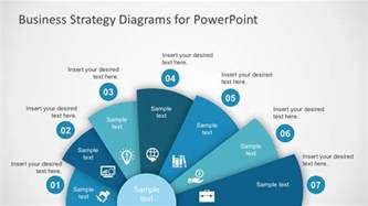 powerpoint strategy templates free business strategy diagram powerpoint slidemodel