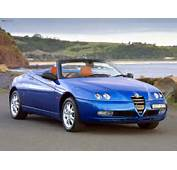 2005 Alfa Romeo Spider 916 – Pictures Information And