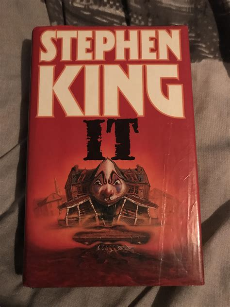 summary it by stephen king books asked my if she had any stephen king books i could