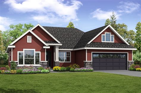 country style house plans barrington house plan has handsome country style exterior