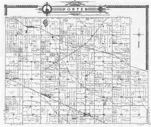map of porter porter county images