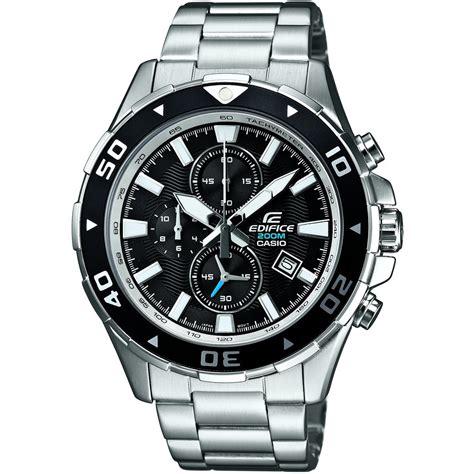 casio efm 501d 1avef s edifice 200m chronograph divers