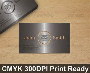 business cards with cutouts metal look cut out card graphicriver