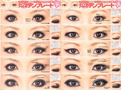 dekarucha make up delineado de ojos
