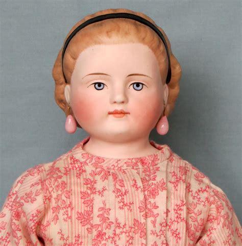 parian doll simon halbig parian doll with molded hairband named
