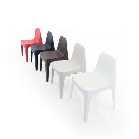 Solid Chair by Solid Vondom